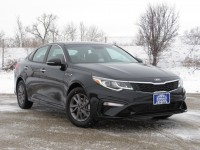 New, 2020 Kia Optima LX, Black, 20K231-1