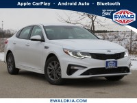 New, 2020 Kia Optima LX, White, 20K232-1