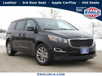 New, 2020 Kia Sedona EX, Black, 20K248-1