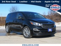 New, 2020 Kia Sedona EX, Black, 20K263-1