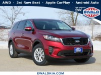 New, 2020 Kia Sorento LX, Red, 20K269-1