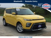 New, 2020 Kia Soul LX, Yellow, 20K131-1