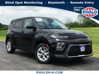 New, 2020 Kia Soul S, Black, 20K47-1