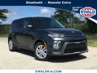 New, 2020 Kia Soul LX, Gray, 20K76-1