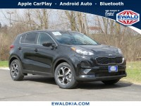 New, 2020 Kia Sportage LX, Black, 20K316-1