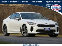 New, 2021 Kia Stinger GT-Line, White, 21K133-1