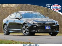 New, 2021 Kia Stinger, Black, 21K136-1