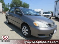 Used, 2003 Toyota Corolla CE, Charcoal, 14690A-1
