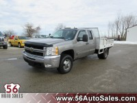 Used, 2007 Chevrolet Silverado 3500HD LT1, White, 14619-1