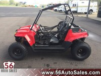 Used, 2015 Cazador Beats 180CC SIDE BY SIDE, Red, 13357-1