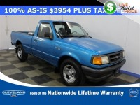 Used, 1996 Ford Ranger XLT, Blue, P12651A-1