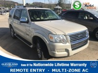 "Used, 2006 Ford Explorer 4-door 114"" WB 4.0L Limited 4WD, Gold, C19046A-1"