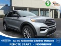 2020 Ford Explorer XLT 4WD, T20009, Photo 1