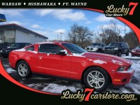 Used, 2012 Ford Mustang, Red, M1068-1