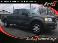 Used, 2004 Ford F150, Gray, P2536-1
