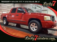 Used, 2006 Dodge Dakota SLT, Red, W469-1