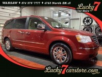 Used, 2008 Chrysler Town & Country Limited, Red, W633-1