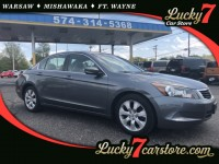 Used, 2008 Honda  Accord  EXL, Gray, M1186-1