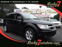 Used, 2010 Dodge Journey FWD 4dr SXT, Black, P1974-1