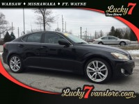 Used, 2008 Lexus Is 4dr Sport Sdn Auto, Black, F246-1