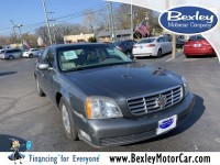 Used, 2005 Cadillac DeVille 4dr Sdn, Gray, BC3071-1