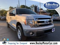 Used, 2014 Ford F-150 XLT, White, BT5359-1