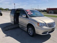 Used, 2013 Chrysler Town & Country Touring-L Braunability Conversion, Gold, M20010-1