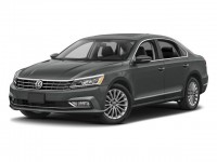 Used, 2017 Volkswagen Passat 1.8T SE w/Technology, Blue, H39593A-1