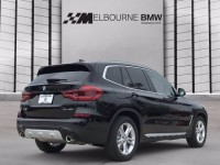 New, 2021 BMW X3 xDrive30i, Black, BF15204-1