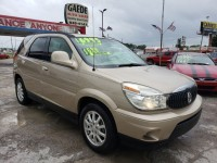 Used, 2006 Buick Rendezvous 4dr FWD, Gold, 0015-1