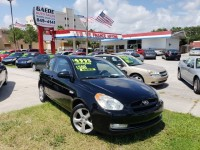 Used, 2007 Hyundai Accent Hatchback SE, Black, 0018-1