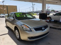 Used, 2009 Nissan Altima 2.5 S, Tan, 1422-1