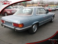 Used, 1973 Mercedes-Benz 450 SL Hard Top, Blue, 001221-1