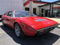 Used, 1977 Ferrari Dino GT4, Red, 4715M0-1