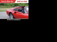 Used, 1986 Ferrari 328 GTS, Red, 061809-1