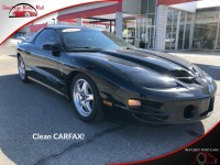 Used, 2002 Pontiac Firebird Trans Am WS6, Black, 140570-1