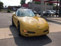 2003 Chevrolet Corvette Z06 50th Anniversary Edition Coupe, 102808, Photo 2