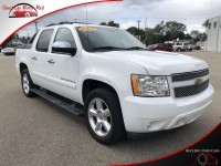 Used, 2008 Chevrolet Avalanche LT w/2LT, White, 271005-1
