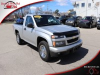 Used, 2010 Chevrolet Colorado Work Truck, Silver, 144474-1