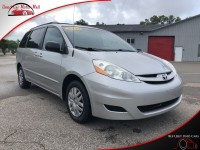 Used, 2010 Toyota Sienna LE, Silver, 298886-1
