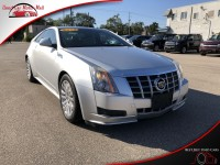 Used, 2012 Cadillac CTS Coupe 3.6L RWD, Silver, 147630-1