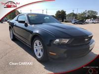 Used, 2012 Ford Mustang V6, Black, 233734-1