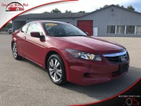 Used, 2012 Honda Accord Coupe LX-S, Red, 018905-1