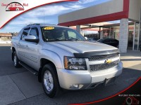 Used, 2013 Chevrolet Avalanche LT Black Diamond Edition 4WD, Silver, 298332-1