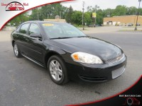 Used, 2013 Chevrolet Impala LT, Black, 259878-1