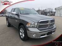 Used, 2013 Ram 1500 Big Horn, Silver, 702588-2-1