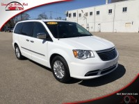 Used, 2015 Chrysler Town & Country Limited Platinum, White, 619455-1