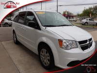 Used, 2016 Dodge Grand Caravan SE FWD, White, 107989-1