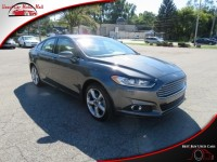 Used, 2016 Ford Fusion SE AWD, Gray, 235225-1