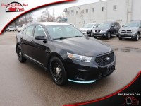 Used, 2016 Ford Taurus  Police Interceptor AWD, Black, 119539-1